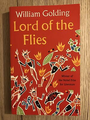 Lord Of The Flies By William Golding (Paperback, 2005) • 2.85£