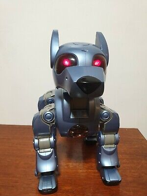 I-Cybie Robot Dog By Tiger Hasbro With Remote & Charger Vintage 2001 Boxed Works • 61.95£