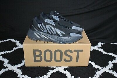 $ CDN332.67 • Buy Adidas Yeezy Boost 700 MNVN Triple Black Size 11 Pre-Owned Good Condition ✨✨✨✨✨