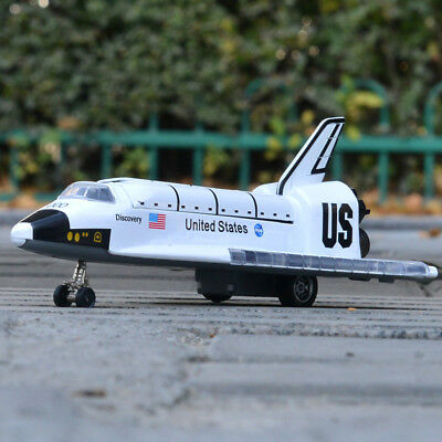 Sound&Light Alloy Airplane Model Columbia Space Shuttle Spaceship Model Toy Gift • 17.99£