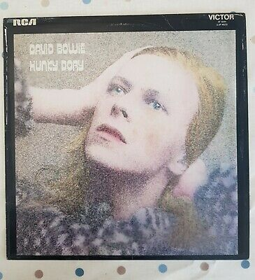 David Bowie - Hunky Dory - VERY RARE  *** UK 1st PRESSING *** !!  • 59.99£