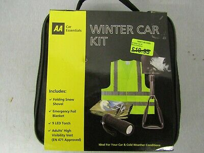 £14.99 • Buy AA Winter Car Kit Driving Gift Pack With Snow Shovel Ideal For Emergencies
