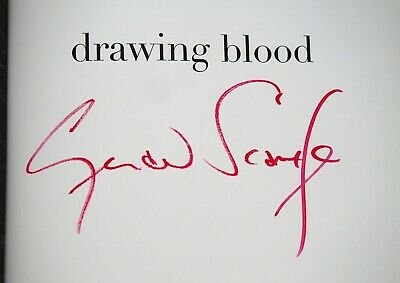 £64.99 • Buy Gerald Scarfe / Drawing Blood 45 Years Uncensored / Signed / Blood Red Signature