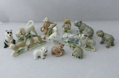 Wade 1st Series Whimsies Animals X 13 1954-1959 • 29.99£