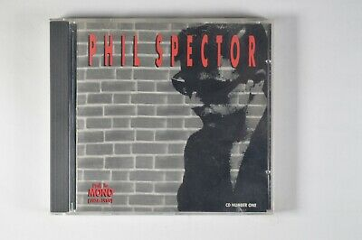 £7.27 • Buy PHIL SPECTOR Back To Mono 1958-1969 CD NUMBER ONE LIKE NEW