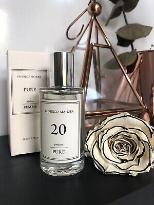 FM20 Perfume INSPIRED By Victor & Rolf -Flowerbomb For Her 50ml • 10£