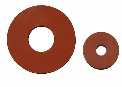 AU15.28 • Buy Select Size ID 50mm - 60mm VMQ Silicone O-Ring Gaskets Washer 1mm Thick