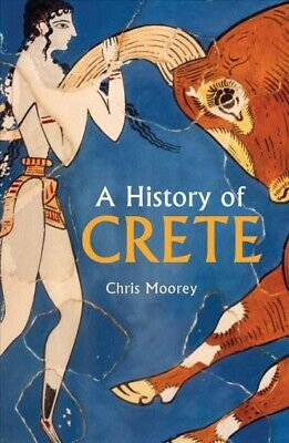 History Of Crete, Paperback By Moorey, Chris, Brand New, Free P&P In The UK • 10.42£