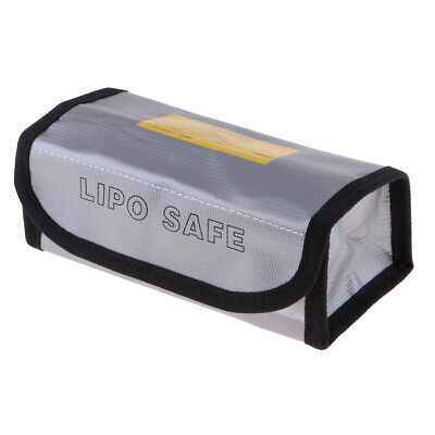 Charge & Storage Lipo Battery Fireproof Explosionproof Bag Storage Guard Safe • 4.34£