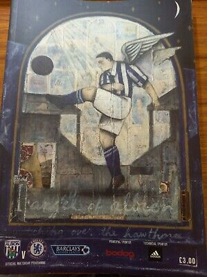 £1.99 • Buy West Brom Home Programmes 2011-12 Season *choose From List*