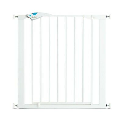 £71.09 • Buy Lindam Easy Fit Plus Deluxe Pressure Fit Safety Gate - 76-82 Cm, White
