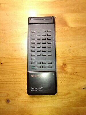 $45 • Buy Nakamichi Receiver 2 Remote