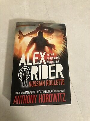 Alex Rider Russian Roulette Book 10 By Anthony Horowitz {Paperback} • 5£