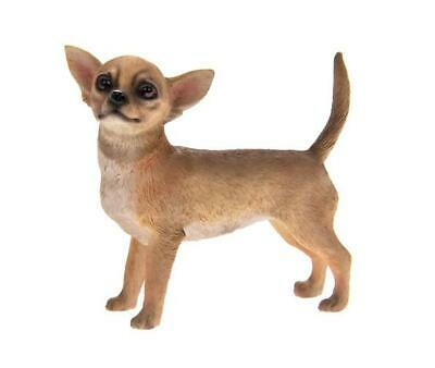 NEW Walkies Standing Chihuahua Figurine -Leonardo Dog Ornament Collection Boxed • 10.99£
