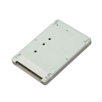 M.2 NGFF SATA SSD To 2.5 Inch IDE 44-Pin Adapter Card With Case Enclosure • 6.89£