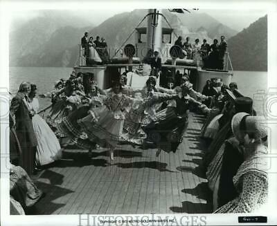 1972 Press Photo A Scene From The Great Waltz. - Spp19515 • 14.46£