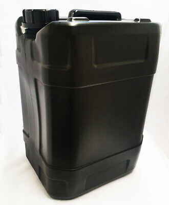 £7.90 • Buy 20 Litre 20L Jerry Can Water Container Storage Tank Drum Bottle - Food Grade