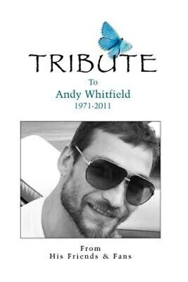 Tribute, To Andy Whitfield 1971-2011, Brand New, Free Shipping • 14.13£