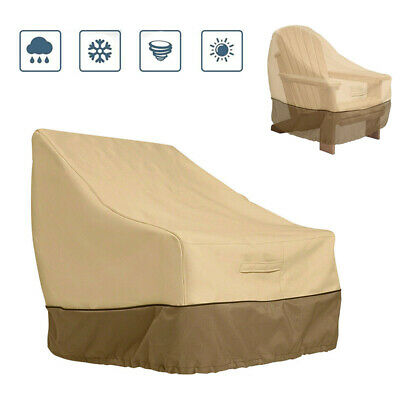 AU29.49 • Buy Waterproof Outdoor Patio Garden Furniture Rain Snow Cover For Table Chair Covers