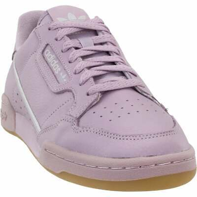$ CDN41.06 • Buy Adidas Continental 80 Lace Up  Womens  Sneakers Shoes Casual   - Purple - Size