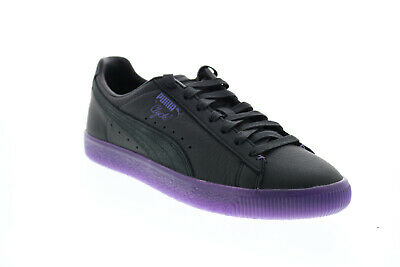 Puma Clyde Black Friday 36852701 Mens Black Lifestyle Sneakers Shoes 8 • 25.75£