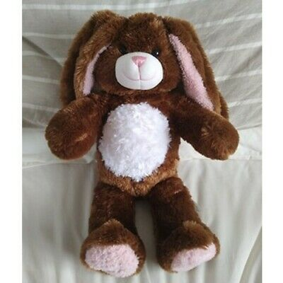 £3.60 • Buy RETIRED Build-a-Bear Workshop, Light Brown Bunny, 41cm, Perfect Condition