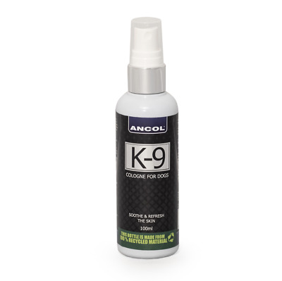 Ancol K-9 Cologne For Dogs 100ml • 6.89£