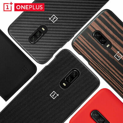 AU36.10 • Buy Genuine OnePlus Protective Bumper Case Flip Cover For One Plus 3 3T 5 5T 6 6T
