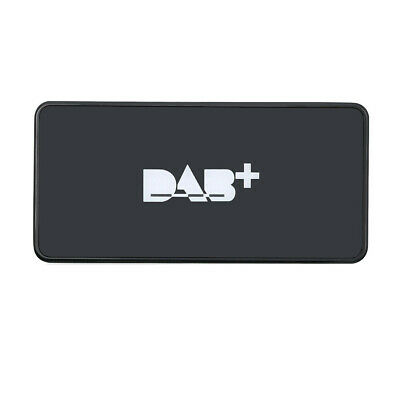DAB + Box Adapter Antenna Tuner FM Transmission Receiver For Car Radio Android • 30.69£
