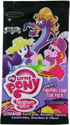 My Little Pony Series 3 Trading Card Collection X5 Booster Packs MLP TCG • 18.05£