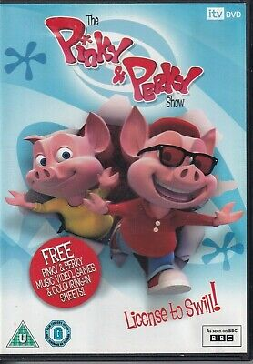 Pinky And Perky - License To Swill (DVD, 2009) • 3.25£
