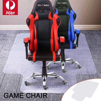 AU85.59 • Buy Office Computer Gaming Chair Executive Racer Recliner Chairs PU Leather Seat New