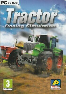 Tractor Racing Simulator (PC DVD) • 4.37£