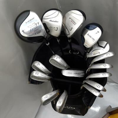 AU988.32 • Buy 296 Full Set Of Golf Clubs For Men Authentic From Japan Collection Free