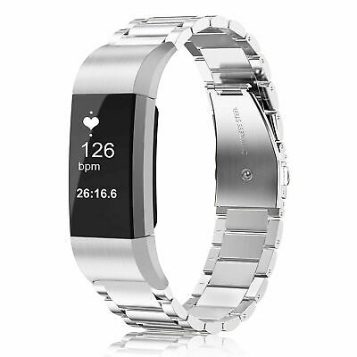 $ CDN13.82 • Buy Fitbit Charge 2 Accessory Metal Wristband, Silver Color, Small Size