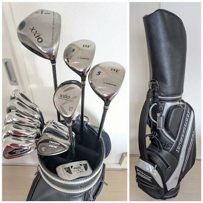 AU1005.19 • Buy XXIO Dunlop Zekushio Set Of Golf Clubs For The Other 12 Men Free Special