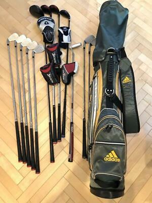 AU1031.11 • Buy Set Of Golf Clubs Mens Men For The Righthanded Free Collection Excellent