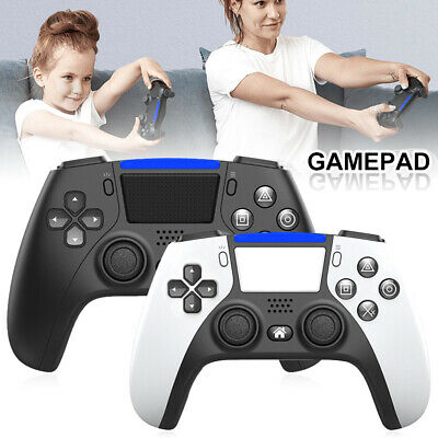 AU40.99 • Buy Dual Vibration Wireless Controller Gamepad Joystick For PS4 PC Android Phones AU
