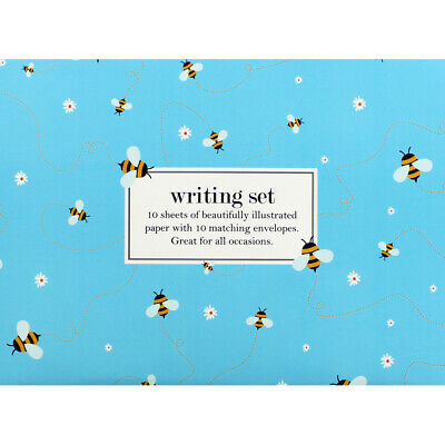 £3.50 • Buy Bees Writing Set, Stationery, Brand New
