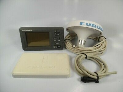 Furuno NX-300-D NAVTEX - Paperless - W/ NX-3H-D Antenna 30 Foot Cable - Tested! • 250.33£