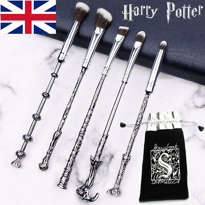 Perfect VALENTINES DAY ROMANTIC GIFTS For Her Harry Potter Makeup Brushes Gift • 4.59£