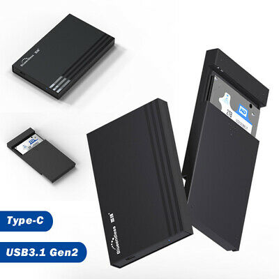 AU21.59 • Buy 6TB USB3.1 Gen2 External Hard Drive Enclosure HDD Case For Xbox One PS4 Mac New