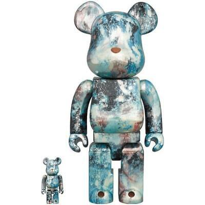 $416.96 • Buy Be Rbrick Pushead 100 400 Products Bearbrick Be@Rbrick Medicom Toy Pass Head