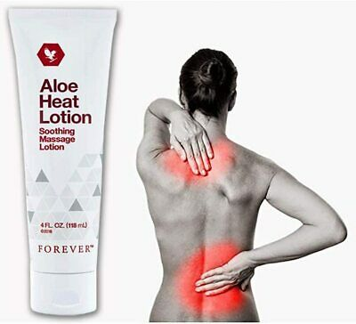 £12.45 • Buy ✨Forever Living Aloe Heat Lotion Soothing Massage Lotion New 118ml Original 💥