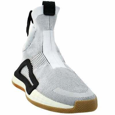 AU219.72 • Buy Adidas N3xt L3v3l   Mens Basketball Sneakers Shoes Casual   - Off White - Size