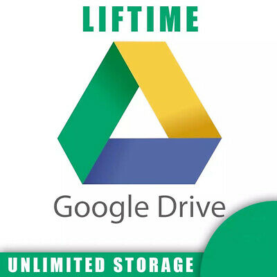 AU17.03 • Buy Google-Drive Gmail Personal Record Storage For Unlimited Time, 100% Delivery