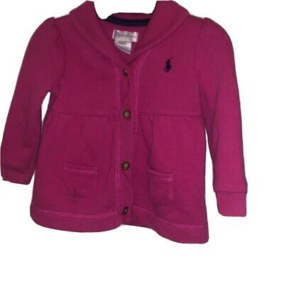 £9 • Buy Baby Girl Ralph Lauren Tracksuit