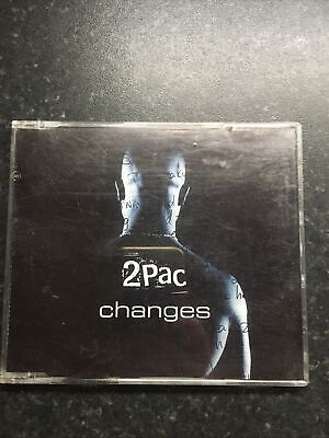 2Pac-Changes CD Single • 1.60£