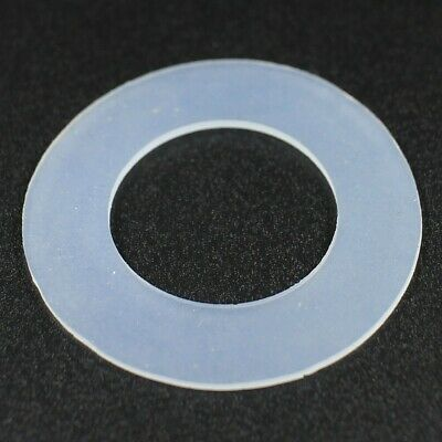 AU16.72 • Buy Select Variants ID 50mm - 60mm VMQ Silicone O-Ring Gaskets Washer 4mm Thick