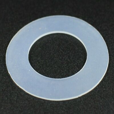 AU18.16 • Buy Select Variants ID 50mm - 60mm VMQ Silicone O-Ring Gaskets Washer 5mm Thick
